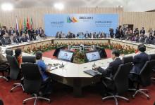 brics foto geral da reunião