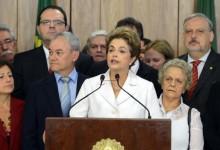 Dilma discurso após afastamento
