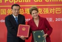 Dilma e Li Keqiang