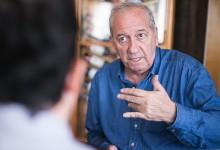 02/12/2016 - PORTO ALEGRE, RS - Entrevista com o Franklin Martins. Foto: Guilherme Santos/Sul21