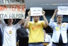 Protesto contra escola sem partido-alex ferreira-Camara dos Deputados