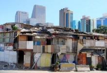 desigualdade de renda