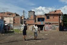 favela metro-mangueira