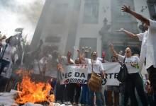 protesto no Rio_EBC
